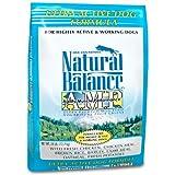 Natural Balance Dry Dog Food, A.M.P. Ultra Active Formula, 28 Pound Bag