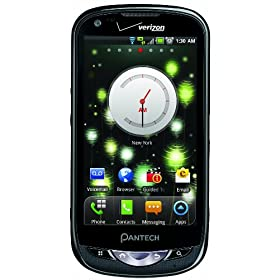 Pantech Breakout 4G Android Phone (Verizon Wireless)