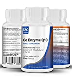 Co-Enzyme Q10 | CoEnzyme Q10 30mg 120 Capsules | Support A Healthy Cardiovascular and Immune System| 120 Co Enzyme Pills | FULL 8 Week Supply | Enhances Basic Cell Function Fast For Men And Women | Improve Cardio, Increase Energy And Maximise Immune System With Enhanced Mental Focus | Safe And Effective | Best Selling Antioxidant Pills | Manufactured In The UK! | Results Guaranteed | 30 Day Money Back Guarantee!