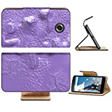 Liili Premium Motorola Google Nexus 6 Flip Pu Leather Wallet Case abstract digital background Photo 19493470 Simple Snap Carrying
