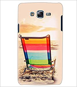 PrintDhaba COLORFUL CHAIR D-6109 Back Case Cover for SAMSUNG GALAXY ON7 (Multi-Coloured)