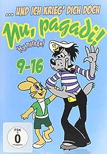 Nu Pagadi! ... und ich krieg dich doch / Folgen 9-16 [DVD]