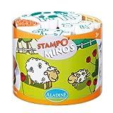 Produktbild von Aladine 3085102 - Stampo Minos Hof, 11 - teilig