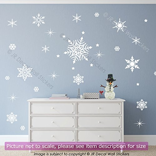 50-snowflakes-christmas-vinyl-wall-art-sticker-xmas-shop-window-decor-removable-wall-decal