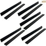 Leegoal 10 Pcs 1x40 Pin 2.54mm Pitch Straight Single Row PCB Female Pin Headers