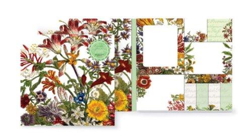 The Metropolitan Museum of Art, Kensington Florals Sticky Note Portfolio (MT1121)