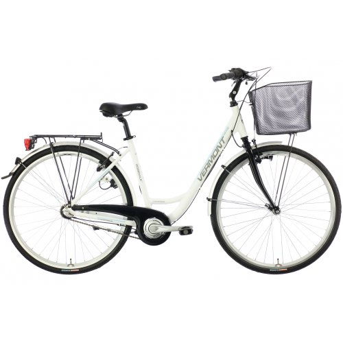 Vermont Rosedale 3 speed white (2012) (Frame size: 45 cm) City bike women