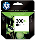 HP CC641EE - Cartucho original Nº300XL, negro