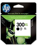 HP 300XL Cartouche d'encre d'origine Noir