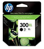 HP 300XL - Print cartridge - 1 x black - 600 pages