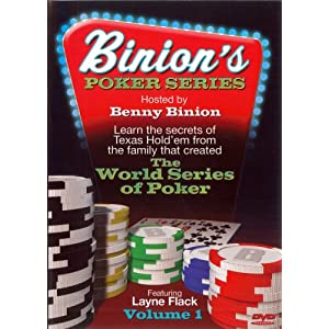 Binion's Poker Series movie