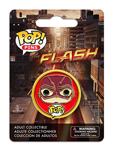 Funko - Pins DC Heroes - Flash TV Pop 3cm - 0849803072872