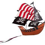 HQ Kites Blackbeards Ship Single Line Kite