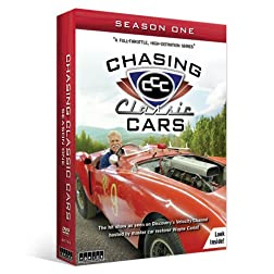 Chasing Classic Cars - The First Season