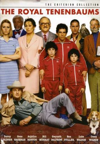 Cover art for  The Royal Tenenbaums (The Criterion Collection)