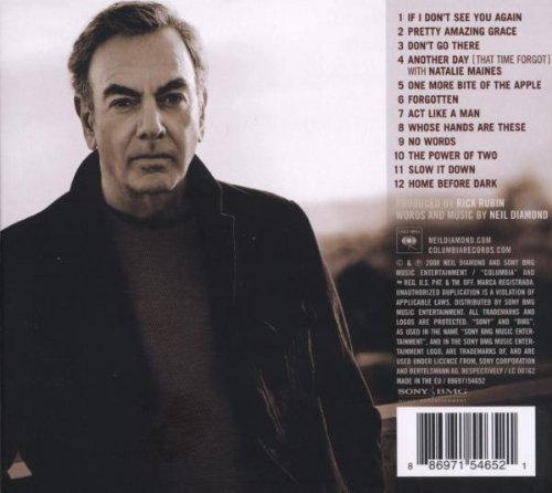 Neil Diamond - Home Before Dark (Deluxe Edition)