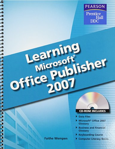 Learning Microsoft Office Publisher 2007