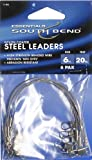 South Bend Nylon-Coated Steel Leader, 6-Inch