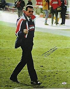 Mike Ditka Chicago Bears giving The Finger Autographed Signed 16x20 - PSA DNA... by Sports Memorabilia