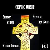 Celtic music, Brittany my love, Bretagne mon amour, musique celtique, Vol 1par Various artists