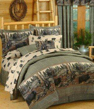 Bear Comforter Sets