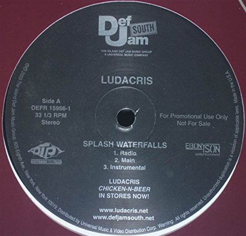 Ludacris - Splash Waterfalls (Whatever Yo - Zortam Music
