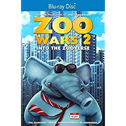 Zoo Wars 2 [Blu-ray]