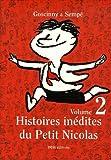 histoires inédites du Petit Nicolas t.2  Goscinny, ReneSempe, Jean-Jacques, grand format