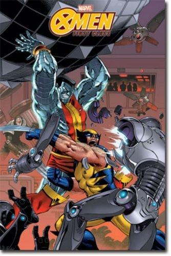 X-Men: First Class - Fastball Duo (Wolverine) 22