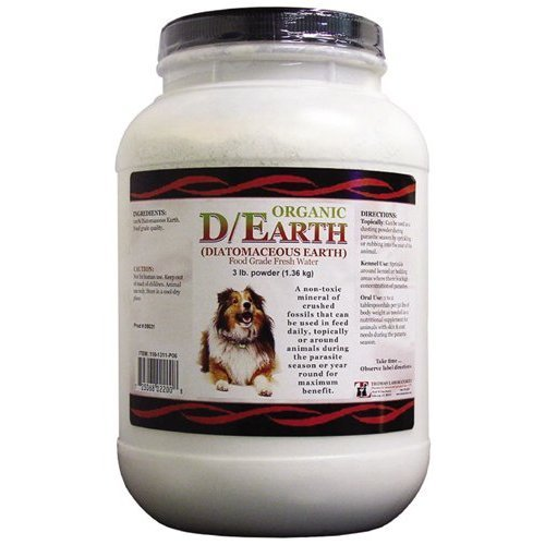 D/Earth (Diatomaceous), 3 lbs. Powder