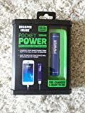 Sharper Image Pocket Power Portable Power for Mobile Devices