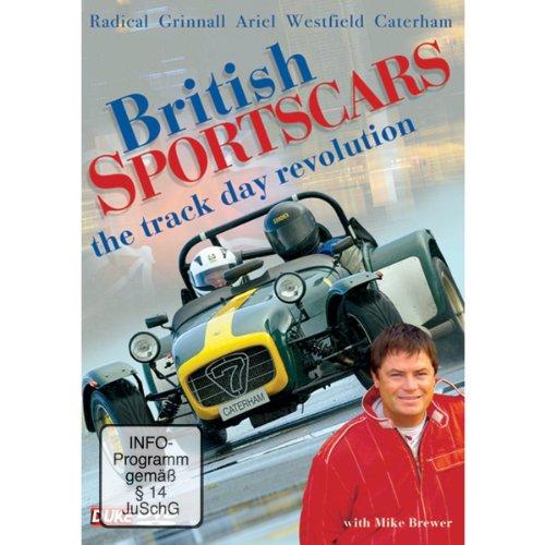 British Sportscars: The Track Day Revolution [DVD]