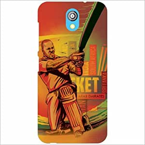 HTC Desire 526G Back Cover - Silicon Best Shot Designer Cases