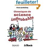 """Chroniques de science improbable - Prix """"Le goût des sciences"""" 2013"""