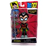 Robin with Removable Bo Staff Teen Titans Go! 5 Inch Action Figure