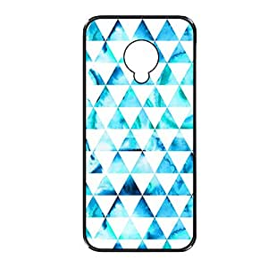 Vibhar printed case back cover for Samsung Galaxy Mega 6.3 WaterBlue