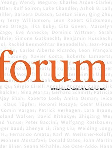first-forum-holcim-forum-for-sustainable-construction-2004