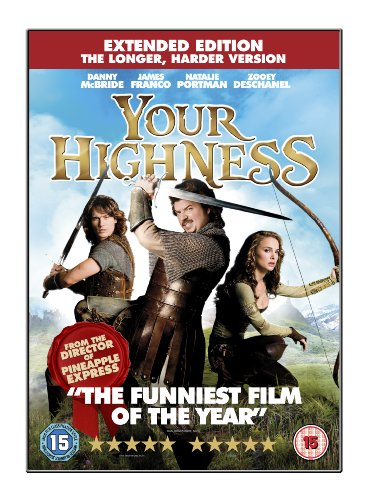 Your Highness Extended Edition (The Longer, Harder Version) [DVD]