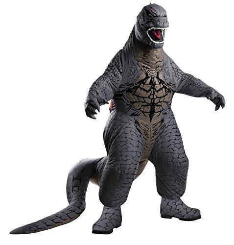 884740 (Medium 8-10) Kids Godzilla Costume (Godzilla Inflatable Costume)