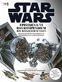 Image de STAR WARS Kompendium - Die Risszeichnungen: Episoden I-VI