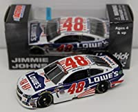 Jimmie Johnson 2015 Lowe's Patriotic 1:64 Nascar Diecast