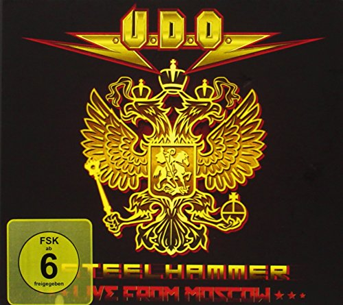 Live in Moscow (2cd+DVD)