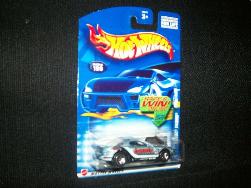 Hot Wheels Pontiac Firebird #190 - 1