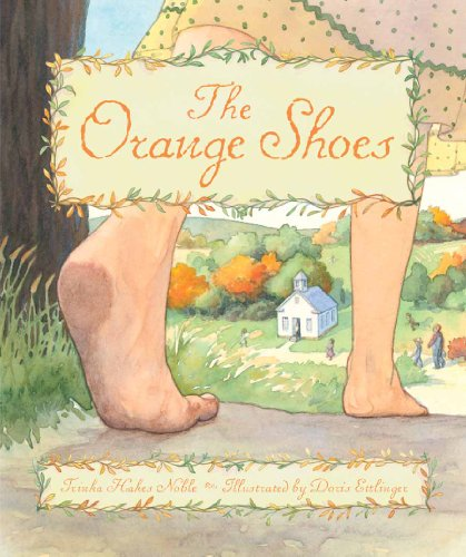 The Orange Shoes