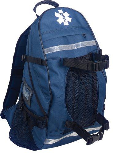 Ergodyne Arsenal 5243 First Responder Trauma EMT First Aid Backpack, Blue