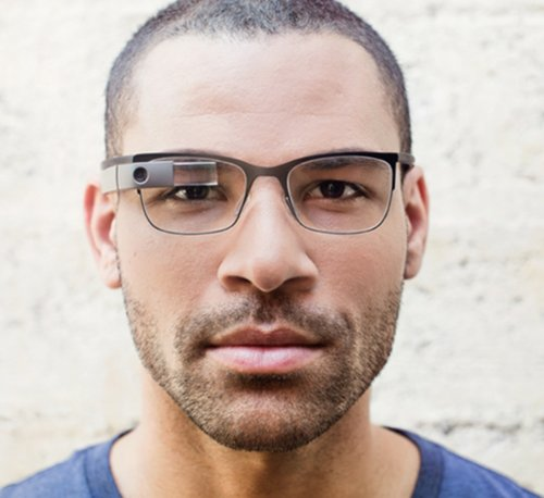 Google Glass Explorer Edition V2.0 Charcoal, Plus Active Frame