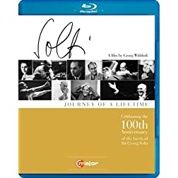 Sir George Solti: Journey of a Lifetime [Blu-ray]