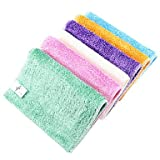 Bamboo Fiber Grease Proof Dish Towel Cleaning Cloth(Assorted Color)