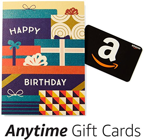 Happy birthday greeting card with anytime gift card pack of 3 amazon happy birthday greeting card with anytime gift card pack of 3 bookmarktalkfo Images
