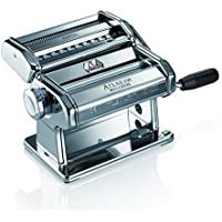 Marcato Atlas Wellness 150 Pasta Maker (Stainless Steel)